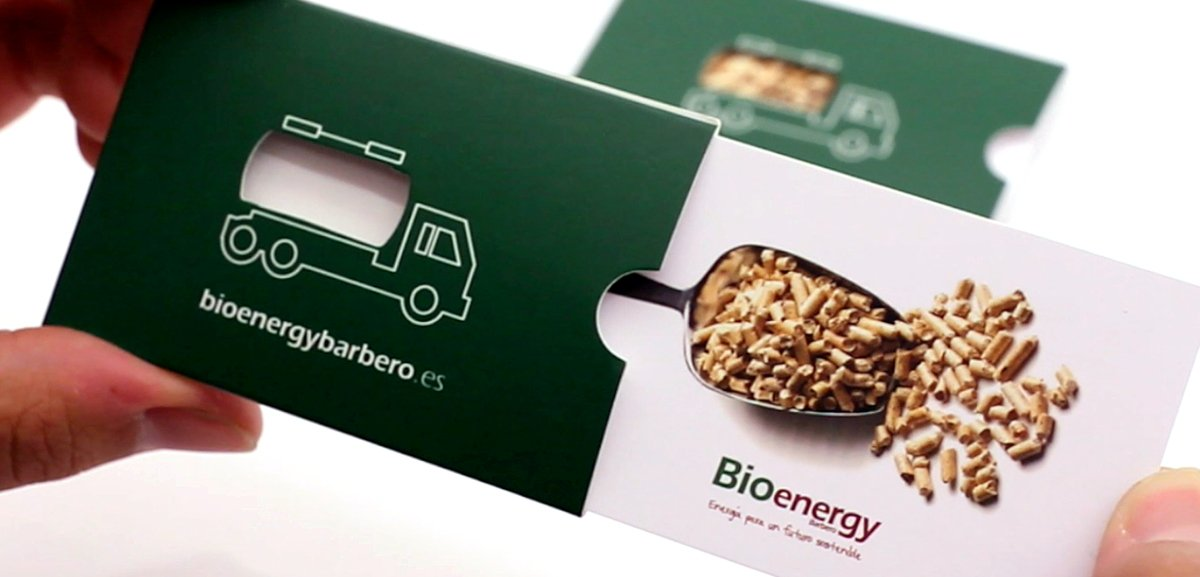 Tarjetas corporativas Bioenergy