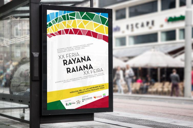 XX Feria Rayana. Moraleja. Cáceres