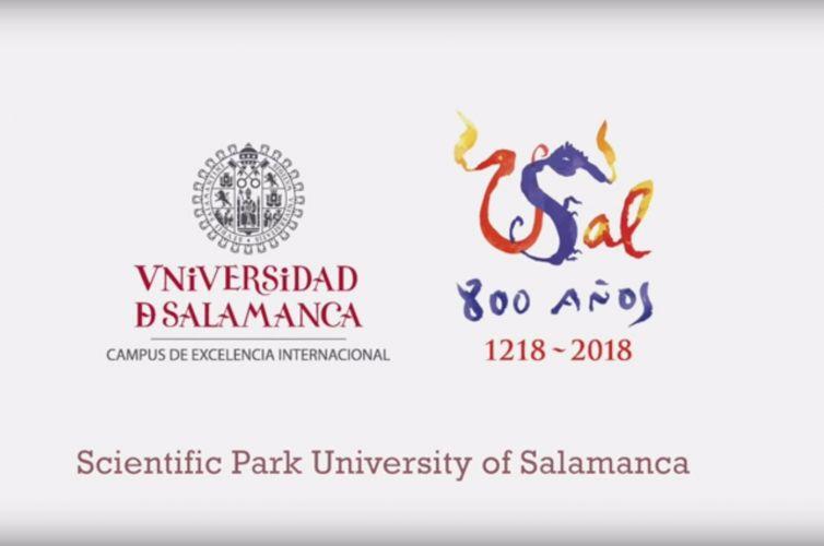 Parque Científico. Universidad de Salamanca