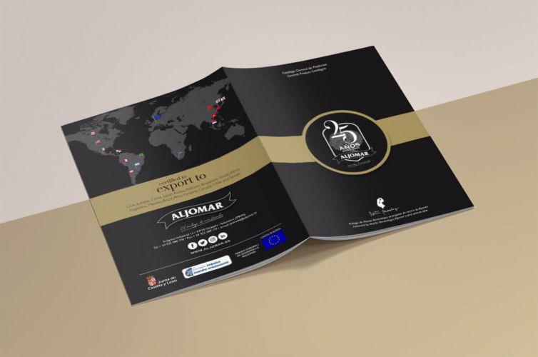 Catálogo productos ibéricos – Aljomar 2018